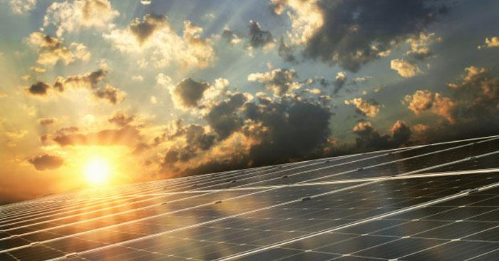 مضخة بالطاقة الشمسية