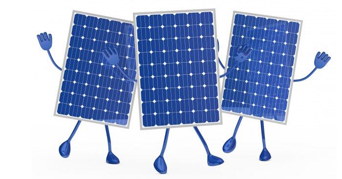تكلفة الطاقة الشمسية