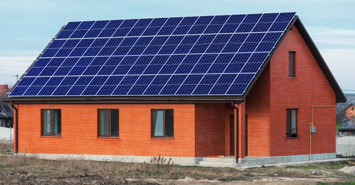 كيف يعمل سخان المياه الشمسي ؟