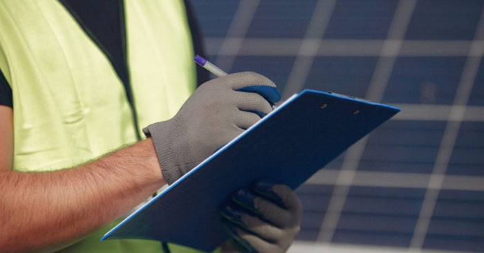 عمل المضخة الشمسية
