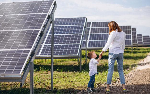 دليل سخان الطاقة الشمسية