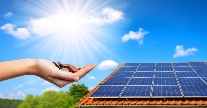 شركات الطاقة الشمسية