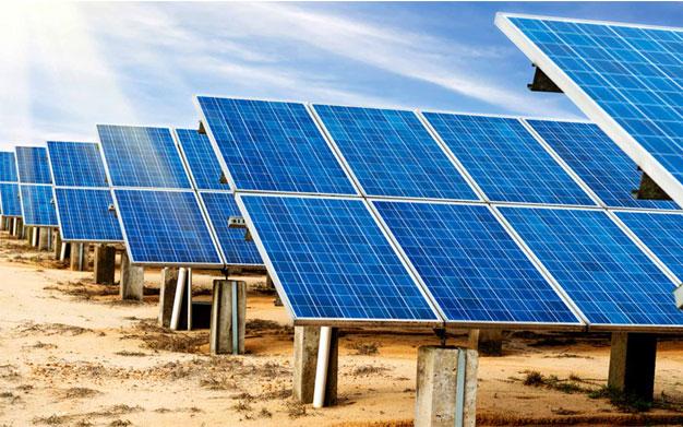 مشروع الطاقة الشمسية