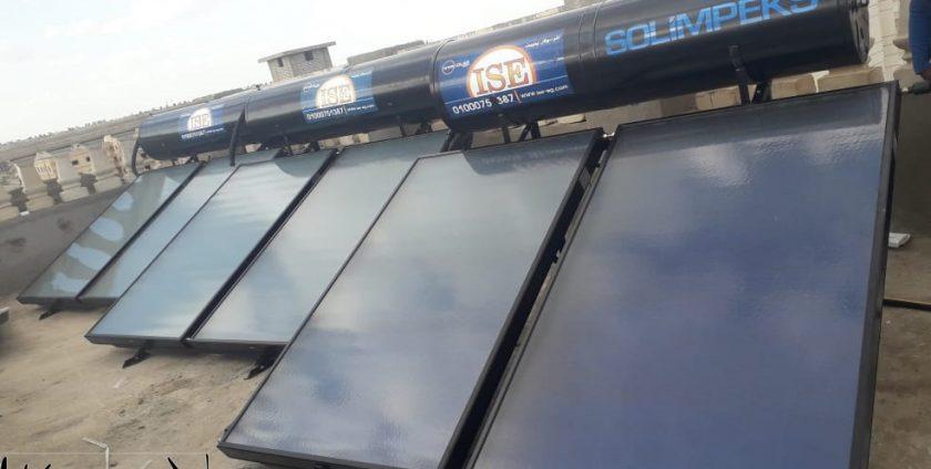 بحث عن الطاقة الشمسية في مصر